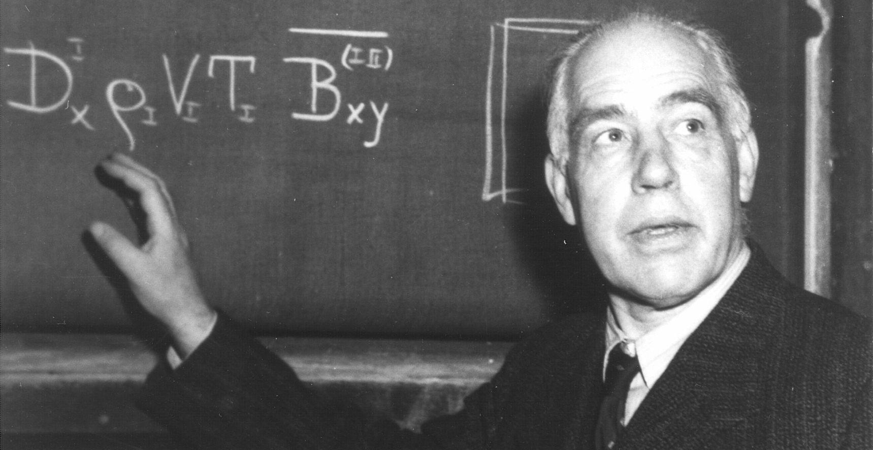 Fizicianul Niels Bohr a primit o casă conectată la fabrica de bere ...